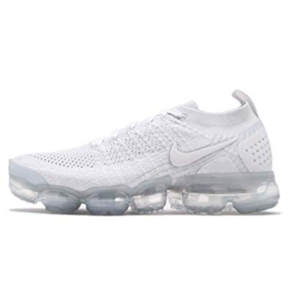 18269dcf793ee Nike Women's Air VaporMax Flyknit 2 Metallic Shoes